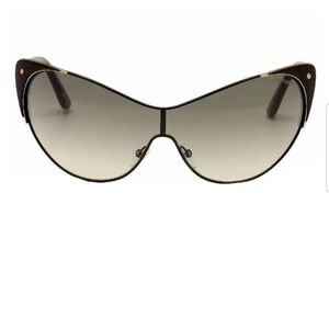 Authentic Tom Ford Vanda Cat Eye Sunglasses